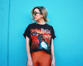 Black Meatloaf 1993/94/95 'Bat Out Of Hell' World Tour T-Shirt