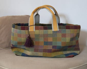 "XXL ""multicolor feeling"" tote bag"