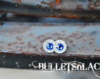 Bullet earrings, SUMMER SALE COLORS, bullet jewelry
