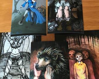 Bundle 3 Prints of your choice