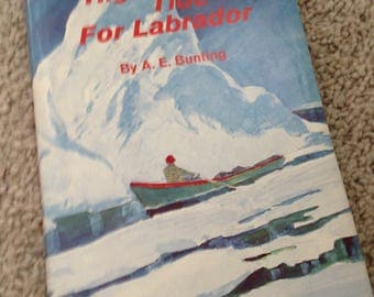 High Tide for Labrador by A.E. Bunting
