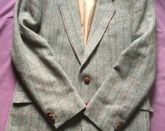Tweed Jacket Size 40 Chest
