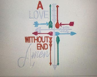 Love Without End Amen PES Design