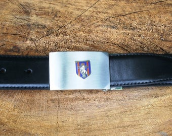 REME royal electrical and mechanical eng. Design Belt and Buckle Set Ideal Military Gift ME20