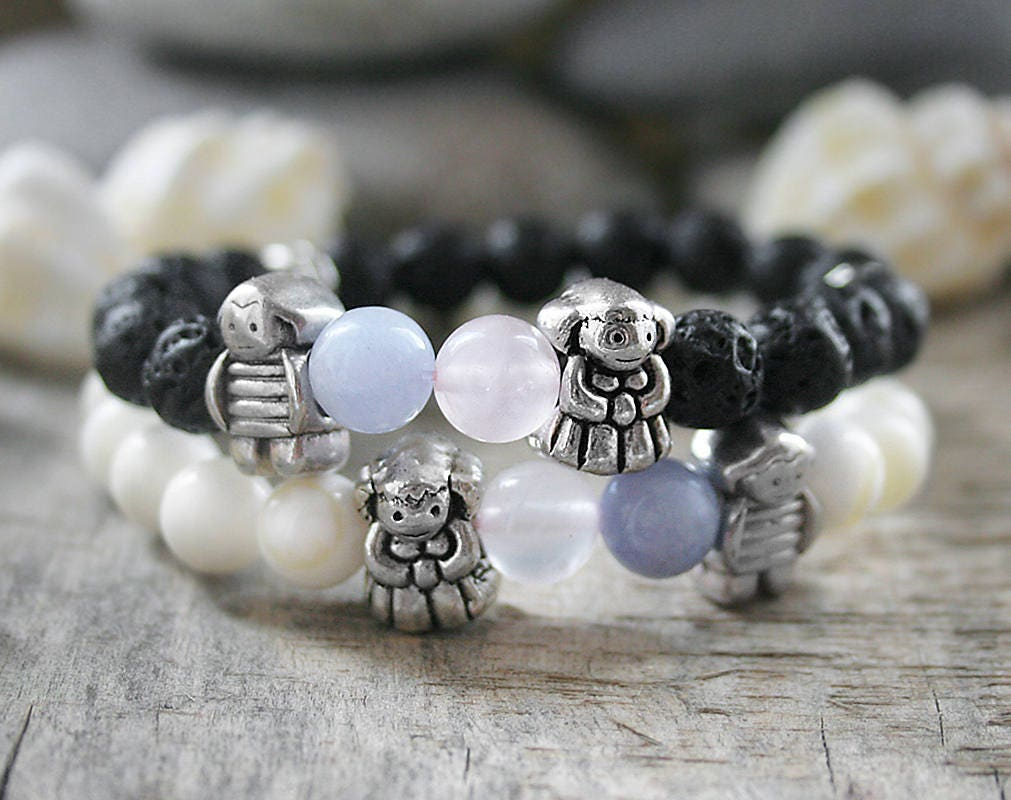 Anniversary gifts couples bracelets husband wife gifts for family
