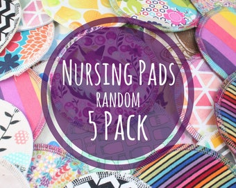 Breastfeeding | Nursing Pads | Reusable Nursing Pad | Breast Milk Pad | Reusable Breast Pads | Breastfeeding Accessories | Breast Feed