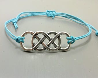 Infinity Bracelet, Gifts for Wife, Valentine's Day Gifts, Gifts for Girlfriend