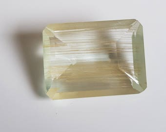 18.5 x 13.5 mm Rutilated Quartz