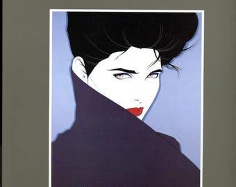 Nagel   -  The Art of Patrick Nagel   1989   Extraordinary Illustration Artwork  Beautiful Women !!!    Wonderful .  Mature