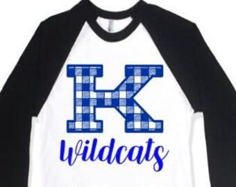 University of Kentucky Shirt // Kentucky Shirt // Kentucky Wildcats Shirt // Kentucky Tshirt // University of Kentucky Shirt // BBN Shirt