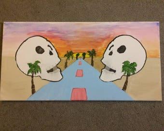 Desert skulls