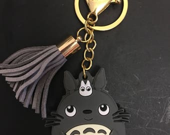 My neighbour Totoro Studio Ghibli handbag tassel keyring charm kawaii