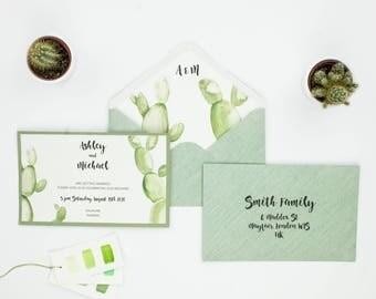 Envelope Cactus