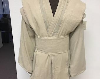 Obi Wan Kenobi Costume Tunics Tabards Obi(Sash) set