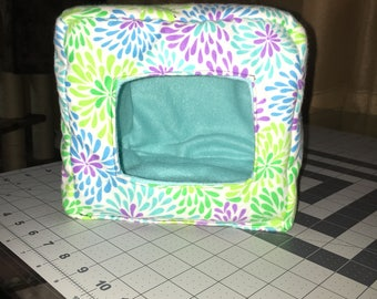 Critter Cuddle Cube Hideaway for small pets