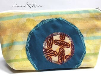 make up bag, pouch bag, the must-have!