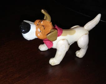 Vintage 1990s Dodger PVC from Oliver and Company