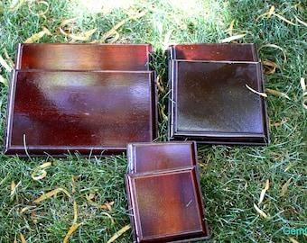 Solid Wood Display Base - Wooden display base - multiple using purpose - Trophy display base - Glass dome base display