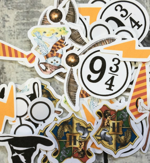 Large Harry Potter Confetti,Harry Potter Birthday Party,Harry Potter Party Decorations,Harry Potter Party Supplies,Harry Potter Birthday