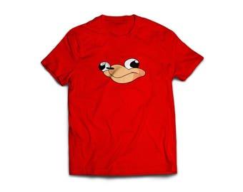 Ugandan Knuckles - Do U Kno De Wae T-Shirt