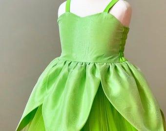 Tinkerbell Princess Dress: payment plan available