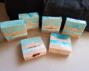 Homemade mens soap