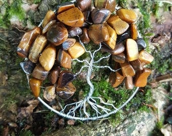 Tree of Life - Tiger's Eye