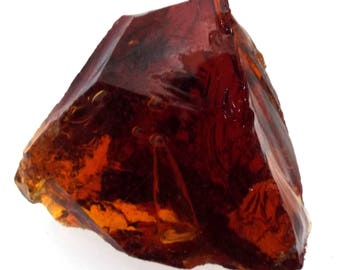 Lemurian Amber Monatomic Andara Crystal California Specimen Number 175