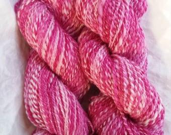 CC17/463 Handspun Merino wool yarn