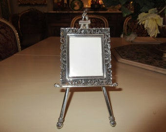 PICTURE FRAME with EASEL