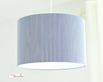 Lampshade - Stripes - Size on request