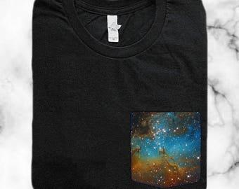 Eagle Nebula Pocket Shirt