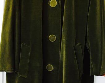 Vintage Director's Coat