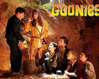 """The Goonies - Cave - 24x36"""" Poster"""