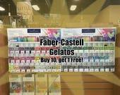 Gelatos by Faber-Castell - Mix & Match!