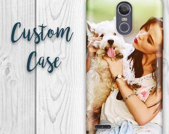 LG Stylo 3 Case / LG Stylus 3 Plus Case Custom Photo Case, Design Your Own Personalized Case, Monogrammed Phone