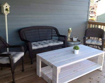 Outdoor Coffee Table Model 1