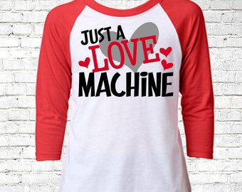 Boys Valentines Shirt, Valentines Youth Shirt, Custom Valentines Raglan, Valentines Day Outfit, V-Day Tee, Love Baseball Tee