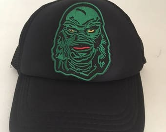 Creature from the Black Lagoon trucker hat