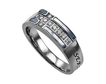 "Shell Ensign Ring ""Serenity"""