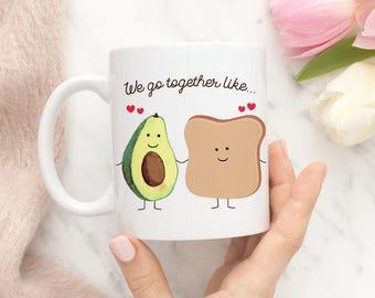 Avocado Toast Coffee Mug