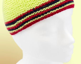 Hat - Hand knitted