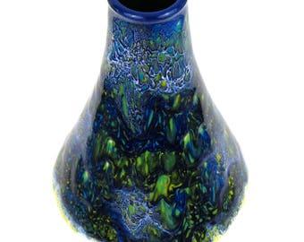 Psychedelic Dumler & Breiden Vase