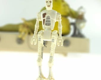 8D8 Torture Droid Action Figure Star Wars The Return Of The Jedi