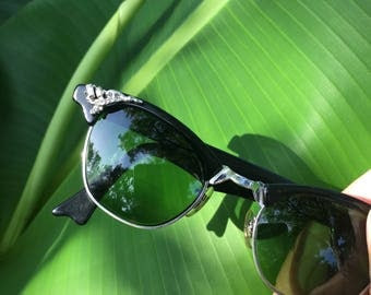 Cat Eye Sunglasses, Black Cat Eye Sunglasses, Retro Sunglasses, Rockabilly Glasses, Cat Eye Glasses, Vintage Sunglasses, Vintage Cat Eyes