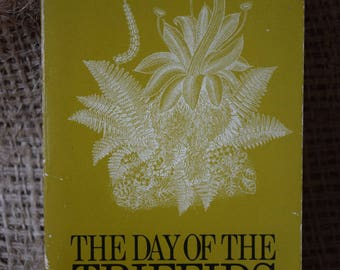 The Day of the Triffids. John Wyndham. A Vintage Penguin Book. 1974