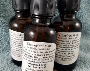 The Perfect Man, Beard Oil