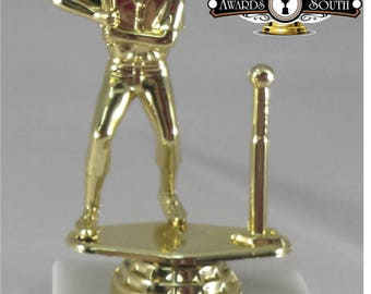 11(ELEVEN) Male T-Ball Trophies - Tee Ball Awards - Kids Trophies - Tee Ball Team Awards - Boys Baseball