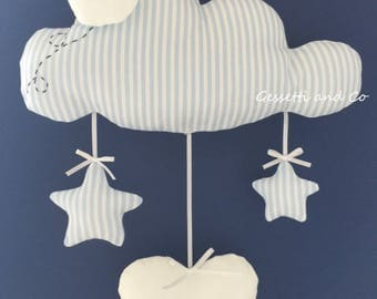 Stitchable azure cloud with customizable name