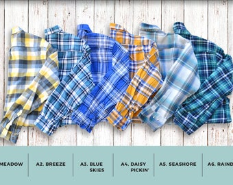 Buy 2 Get Any 1 Free- Oversized Vintage Flannel Shirts NEW STOCK ADDED 03.04